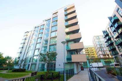 2 Bedrooms Flat for sale in Crane Heights, Waterside Way, Tottenham Hale, London