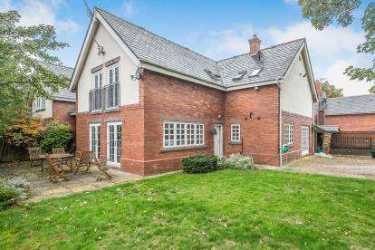 4 Bedrooms Detached House for sale in Old School House, Sefton Village, Liverpool, Merseyside, L29