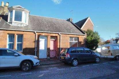1 Bedroom End Of Terrace House for sale in Boyd Street, Prestwick