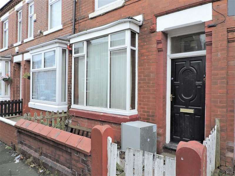 2 Bedrooms Terraced House for sale in Longford Street, Abbey Hey, Manchester