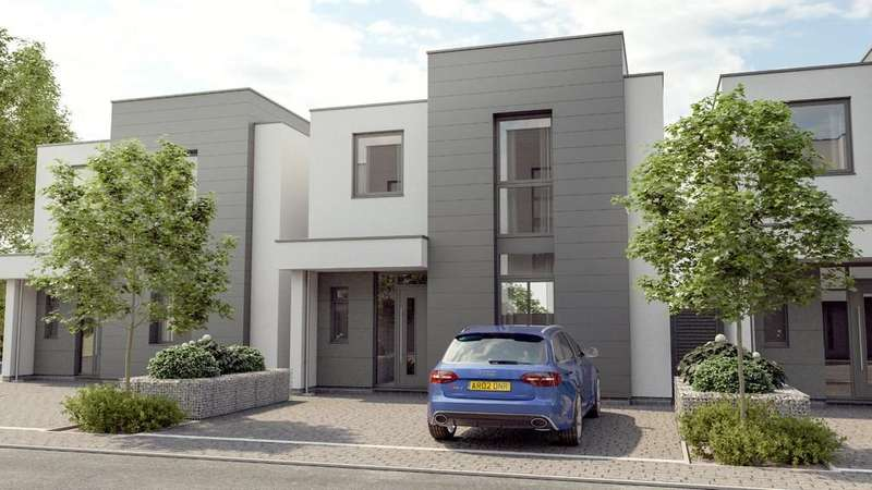 4 Bedrooms Detached House for sale in Hartley Gardens, The Foxglove
