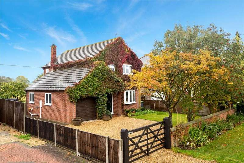 3 Bedrooms Detached House for sale in London Road, Osbournby, Sleaford, Lincolnshire, NG34