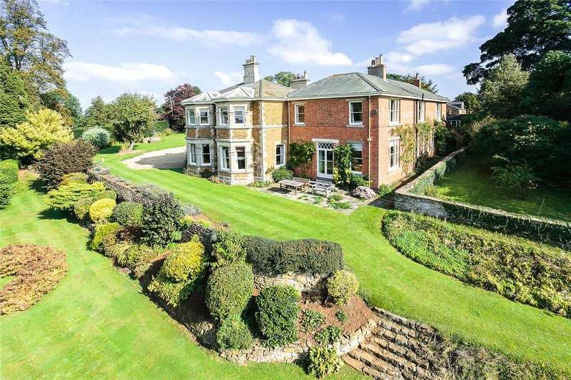 8 Bedrooms Detached House for sale in Harston House, Main Street, Harston, Grantham, NG32