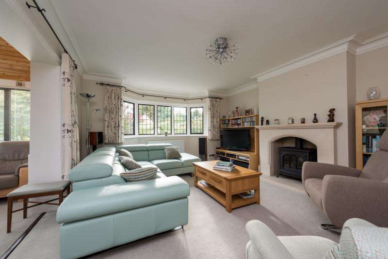 4 Bedrooms Detached House for sale in Ridgeway, Lincombe Lane, Boars Hill, Oxford