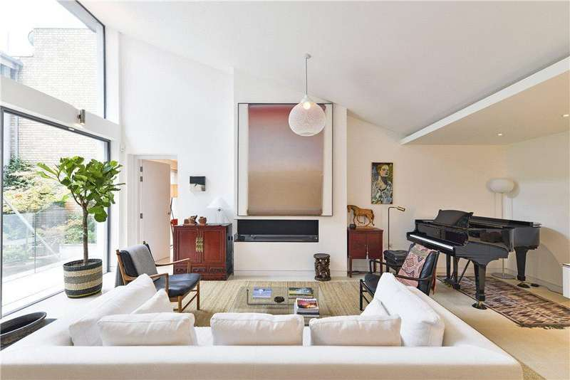 3 Bedrooms House for sale in Compton Avenue, Islington, N1