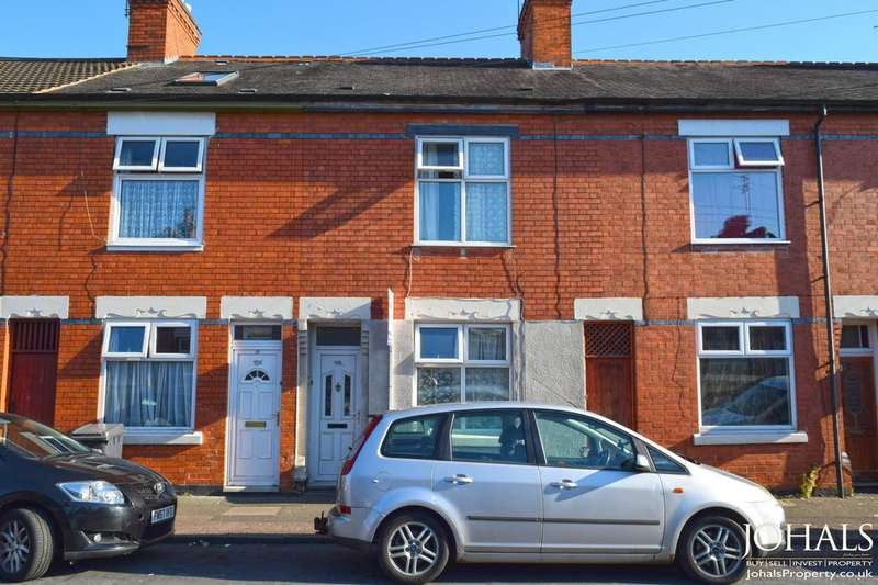 3 Bedrooms Terraced House for sale in Linton Street, LE5