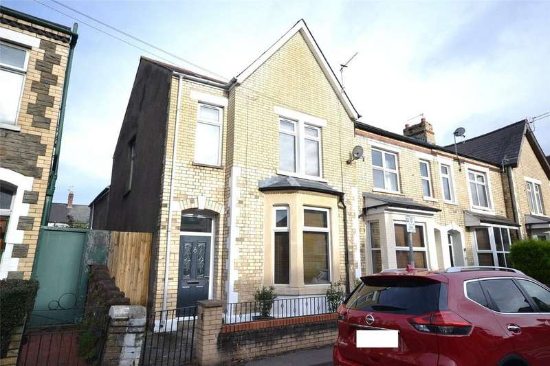 3 Bedrooms End Of Terrace House for sale in Wyndham Crescent, Pontcanna, Cardiff, CF11