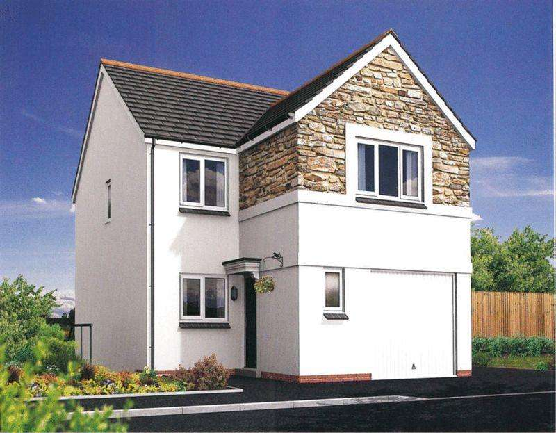 4 Bedrooms House for sale in Wainhomes, Bodmin