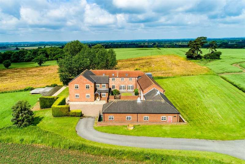 9 Bedrooms Detached House for sale in Eagle Barnsdale, Lincoln