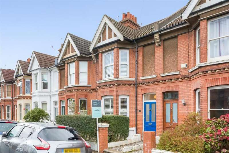 4 Bedrooms Terraced House for sale in Poynter Road, Hove