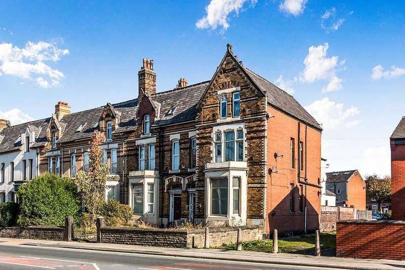 1 Bedroom Flat for sale in Walmersley Road, Bury, BL9