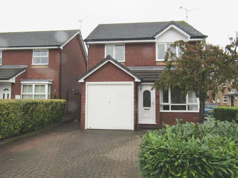 3 Bedrooms House for sale in Godwit Close, Whittlesey, PE7