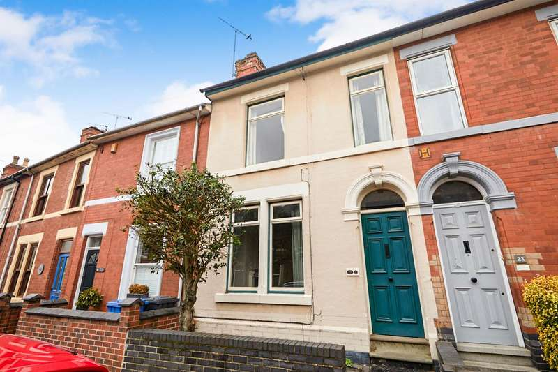 4 Bedrooms Terraced House for sale in Otter Street, Derby