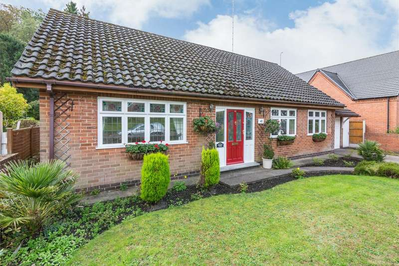 4 Bedrooms Detached Bungalow for sale in Brookside Road, Breadsall