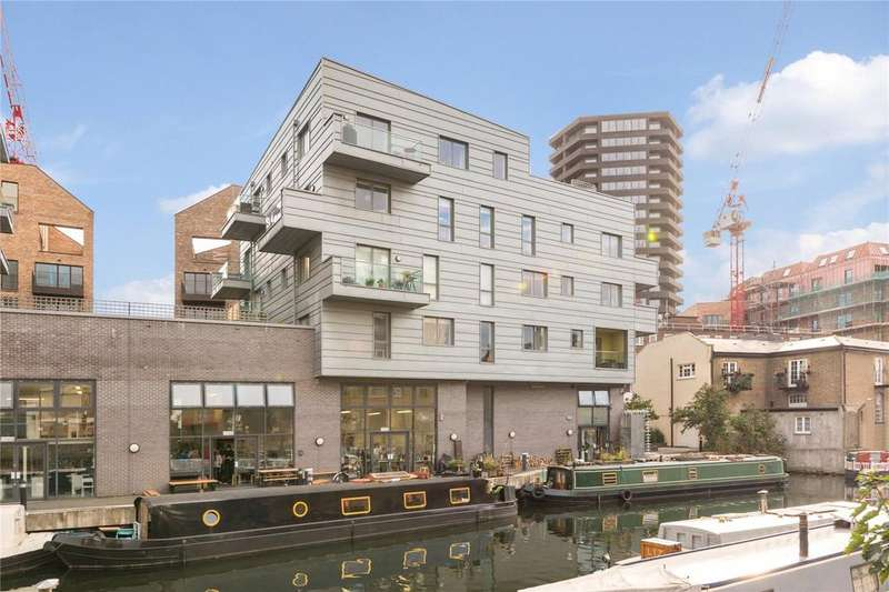 2 Bedrooms Flat for sale in Branch Place, Islington, London