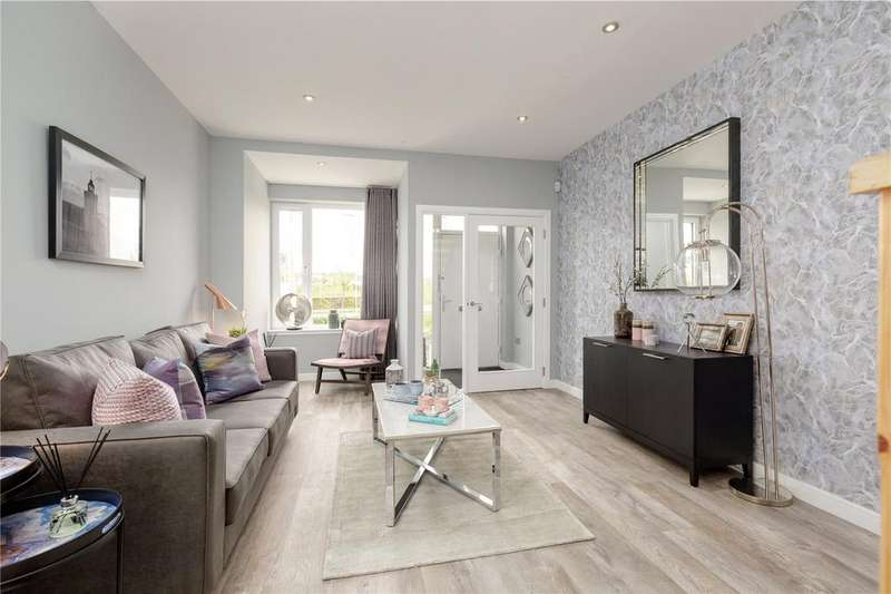 3 Bedrooms Apartment Flat for sale in Plot 48, 55 Degrees North, Waterfront Avenue, Edinburgh