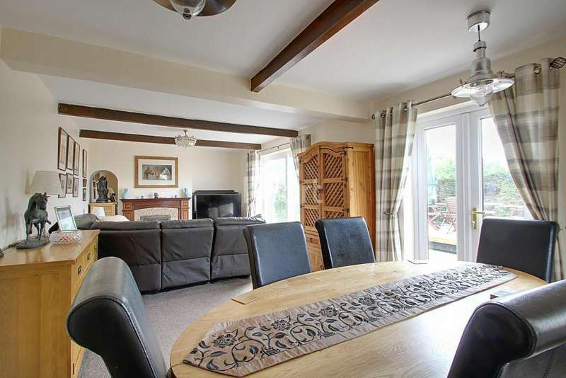 3 Bedrooms Semi Detached House for sale in South Drove, Lutton Marsh