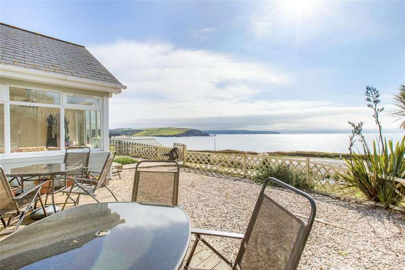 5 Bedrooms Detached House for sale in Marine Drive, Bigbury on Sea, Kingsbridge, Devon, TQ7