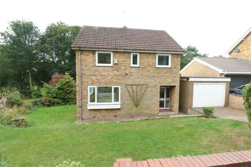 3 Bedrooms Detached House for sale in Warren Vale Road, Swinton, Mexborough, South Yorkshire