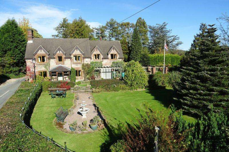 7 Bedrooms Detached House for sale in Longshaw Lane, Farley, Staffordshire, ST10 3BQ