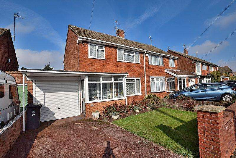 3 Bedrooms Semi Detached House for sale in Wingate Road, East Dunstable