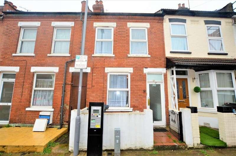 3 Bedrooms Terraced House for sale in Beech Road, Luton, LU1 1DP
