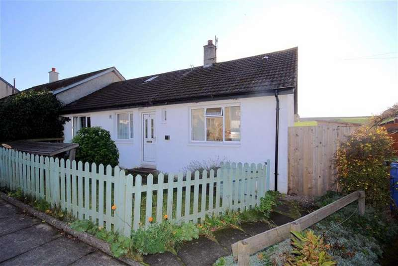 2 Bedrooms Semi Detached House for sale in 3, Grange Terrace, Grange Of Lindores, Fife, KY14