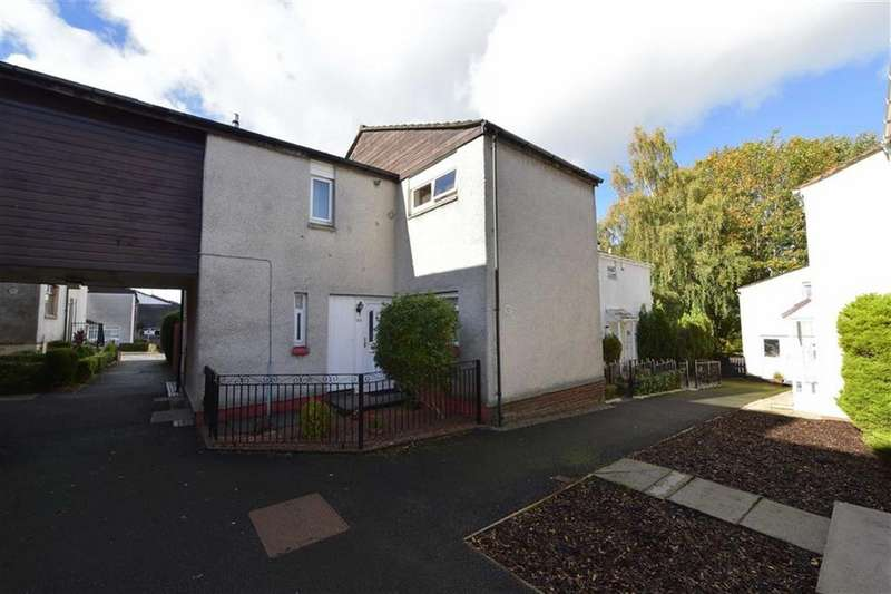 4 Bedrooms Terraced House for sale in Mains Hill, Erskine