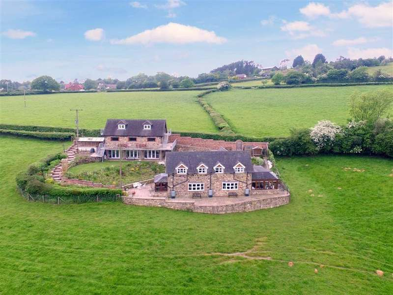 3 Bedrooms Cottage House for sale in Hope Common, Near Minsterley, Shrewsbury, Shropshire