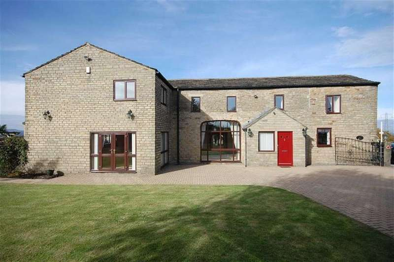 4 Bedrooms Detached House for sale in Liley Lane, Mirfield, WF14