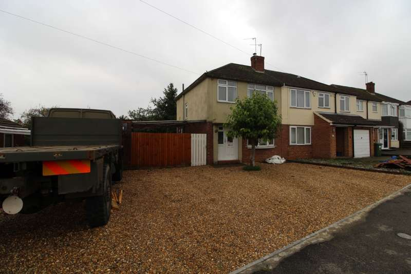 3 Bedrooms Semi Detached House for sale in Shipley Road, Newport Pagnell, Buckinghamshire