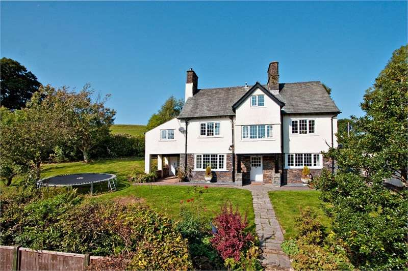 6 Bedrooms Detached House for sale in CA12 5RS Portinscale, Keswick, Cumbria