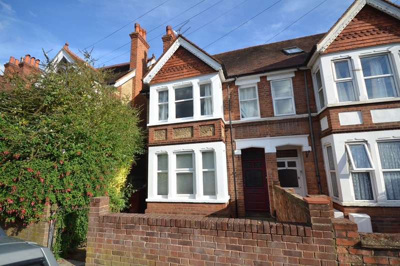 5 Bedrooms Semi Detached House for sale in St Anne's Road, Caversham, Reading