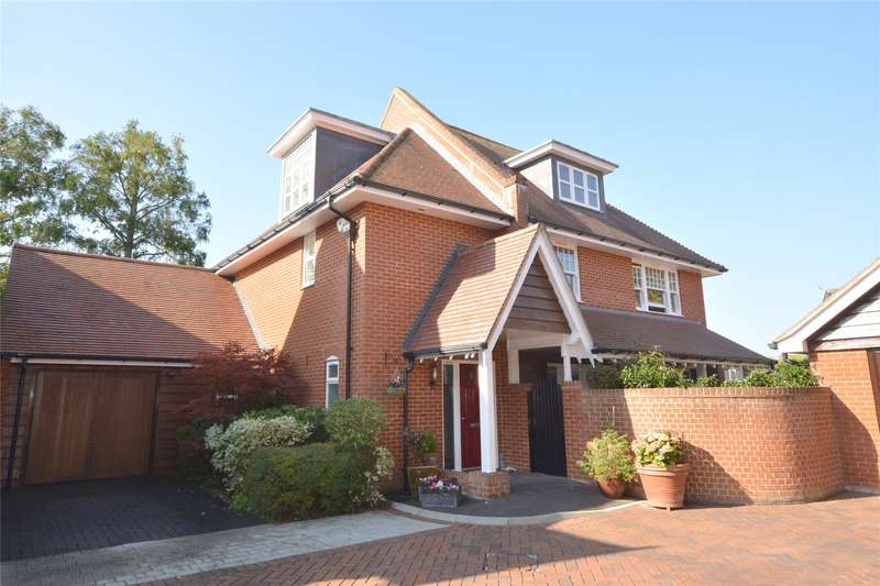 4 Bedrooms Detached House for sale in Abbots Brook, Lymington, Hampshire, SO41