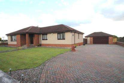 4 Bedrooms Bungalow for sale in Hill View, Kinglassie