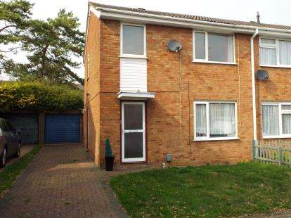 3 Bedrooms Semi Detached House for sale in Bembridge Gardens, Luton, Bedfordshire, England