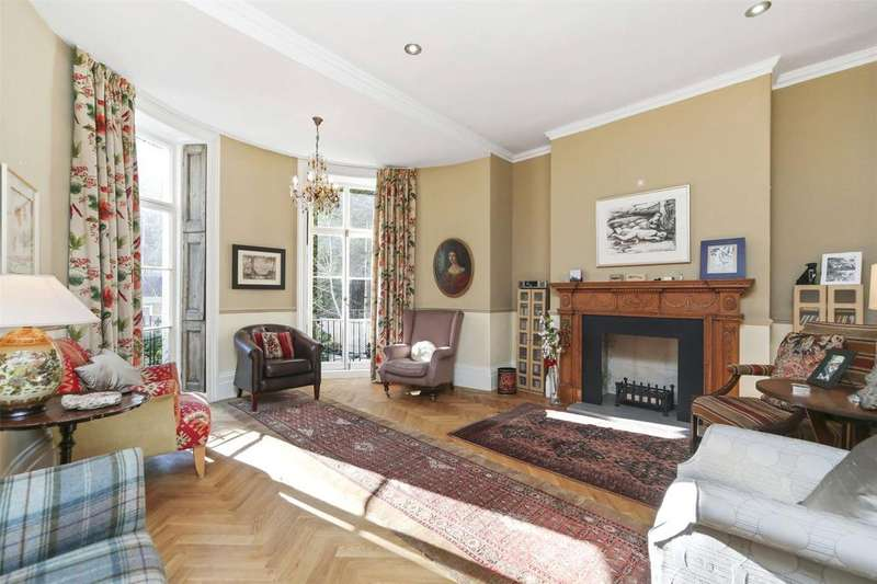 7 Bedrooms End Of Terrace House for sale in Addison Bridge Place, London, W14