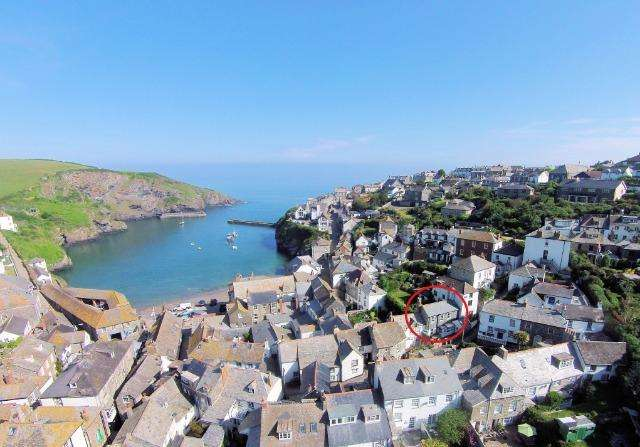 3 Bedrooms House for sale in Kipper Cottage, 11 Dolphin Street, Port Isaac