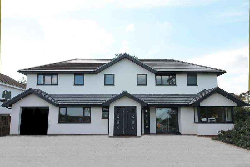 4 Bedrooms Detached House for sale in Clevedon Road, Failand, North Somerset, BS8 3UG