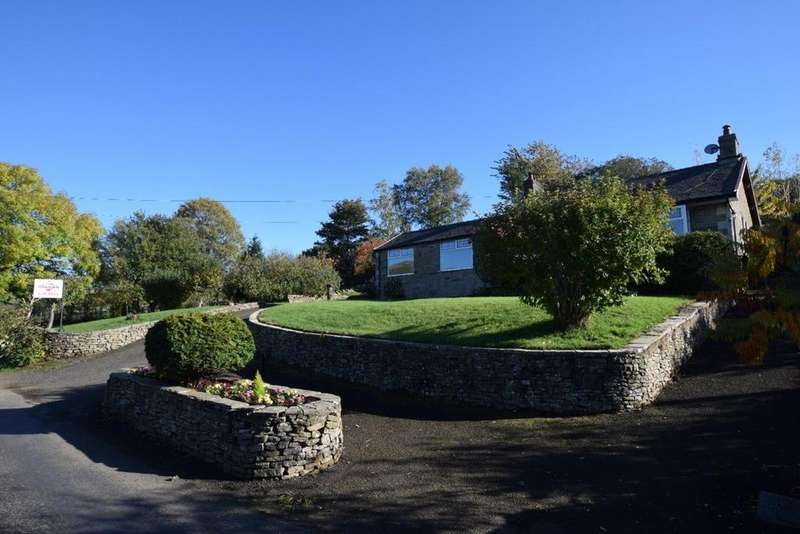 3 Bedrooms Detached Bungalow for sale in New Smithy, Chinley