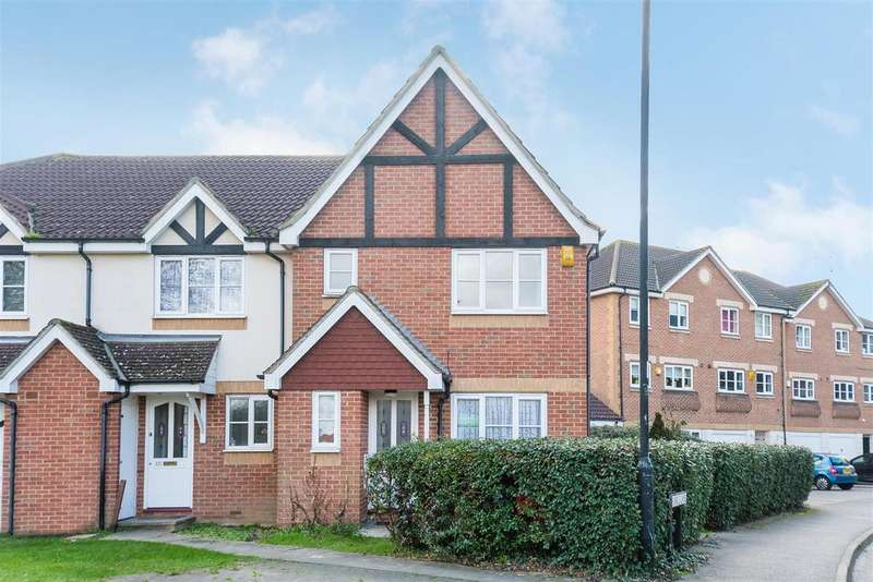 3 Bedrooms End Of Terrace House for sale in Earls Lane, Cippenham