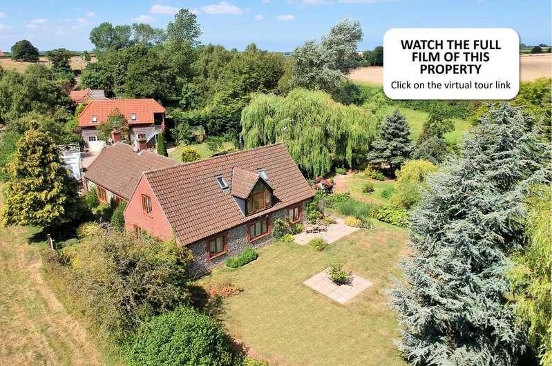 4 Bedrooms Chalet House for sale in Binham
