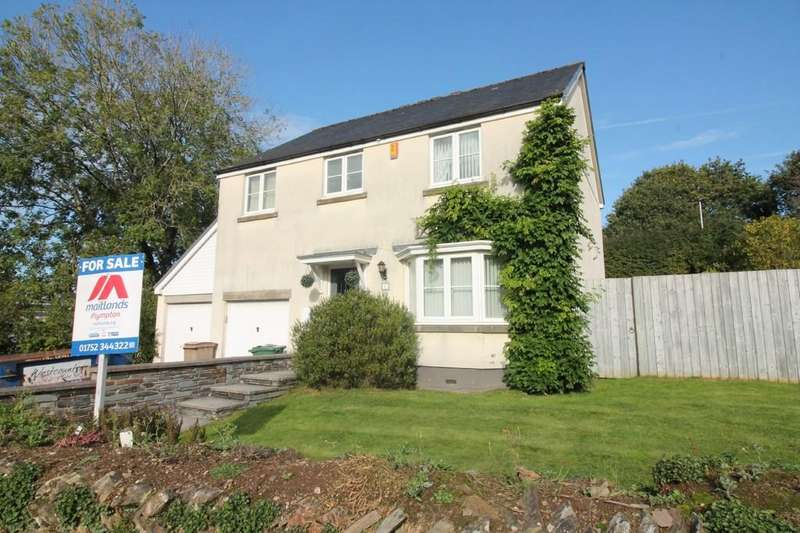4 Bedrooms Detached House for sale in Redvers Grove, Plympton