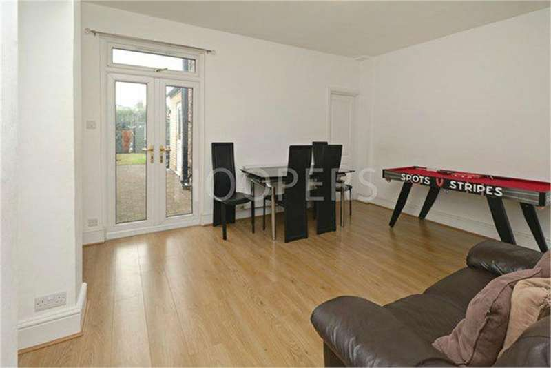 3 Bedrooms Terraced House for sale in Aylesbury Street, London, NW10