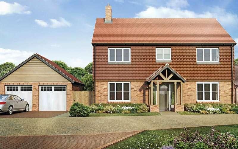 5 Bedrooms Detached House for sale in Boyneswood Lane, Medstead, Hampshire, GU34