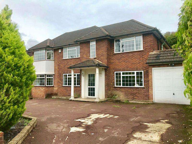 5 Bedrooms Detached House for sale in Desborough Avenue, High Wycombe
