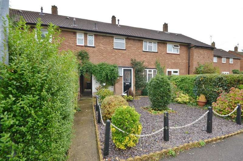 3 Bedrooms Terraced House for sale in Rickyard Close, Putteridge