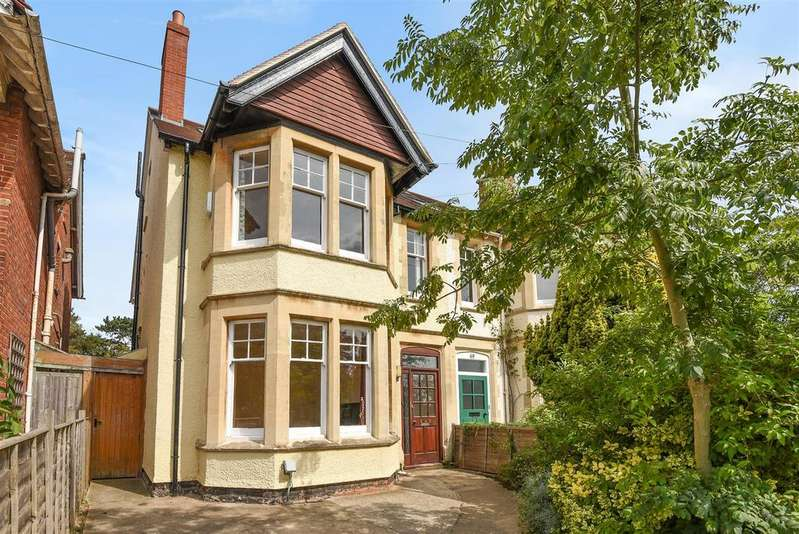 5 Bedrooms Semi Detached House for sale in Hill Top Road, Oxford