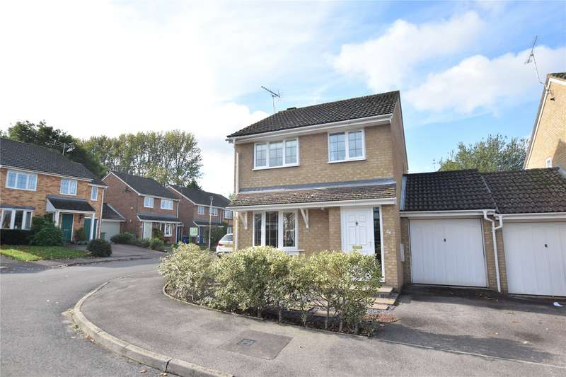 3 Bedrooms Link Detached House for sale in Merlin Clove, Winkfield Row, Berkshire, RG42