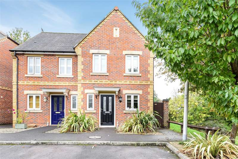 2 Bedrooms End Of Terrace House for sale in Hunters Hill, Burghfield Common, Reading, Berkshire, RG7